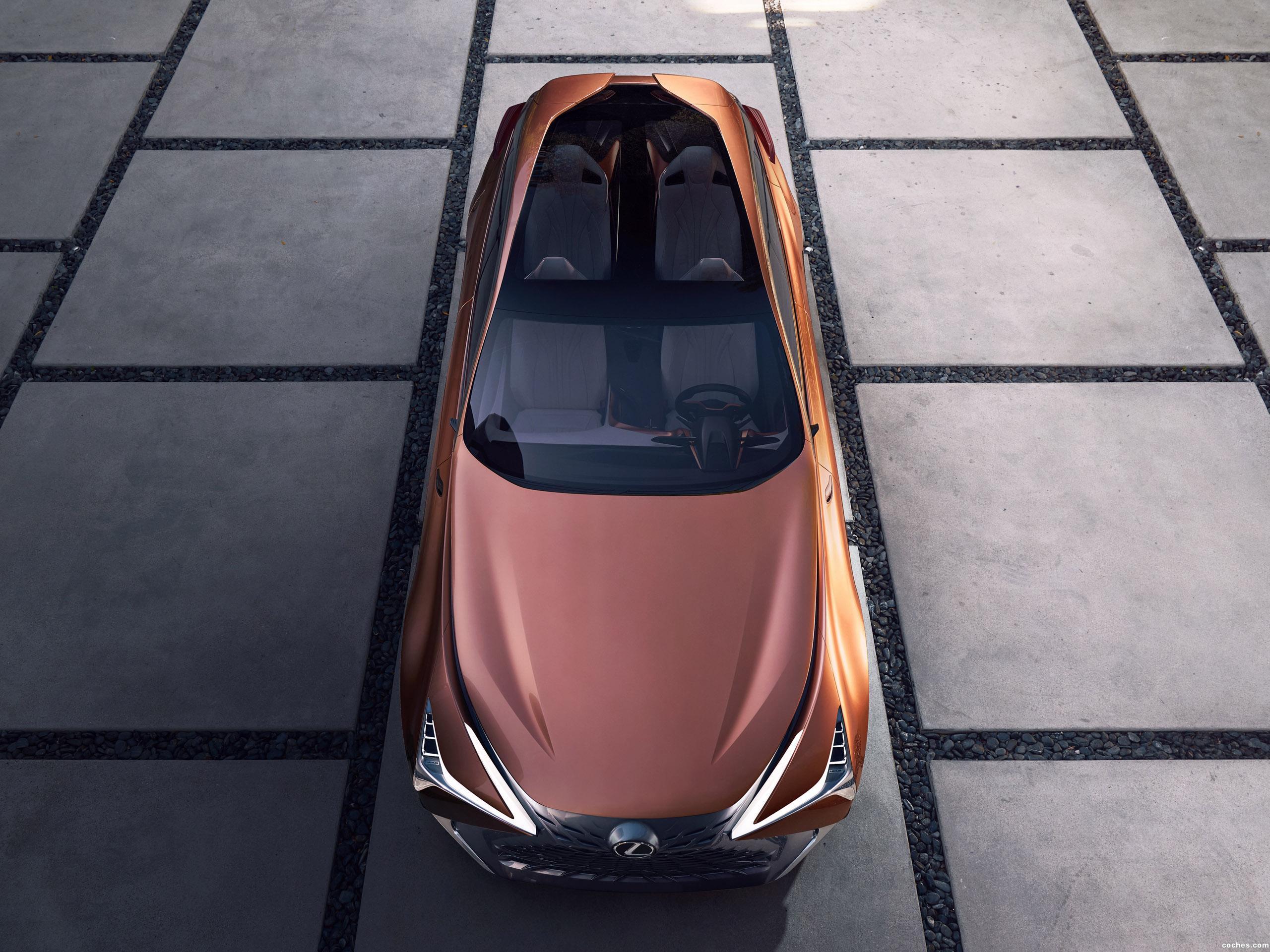 Foto 16 de Lexus LF-1 Limitless 2018