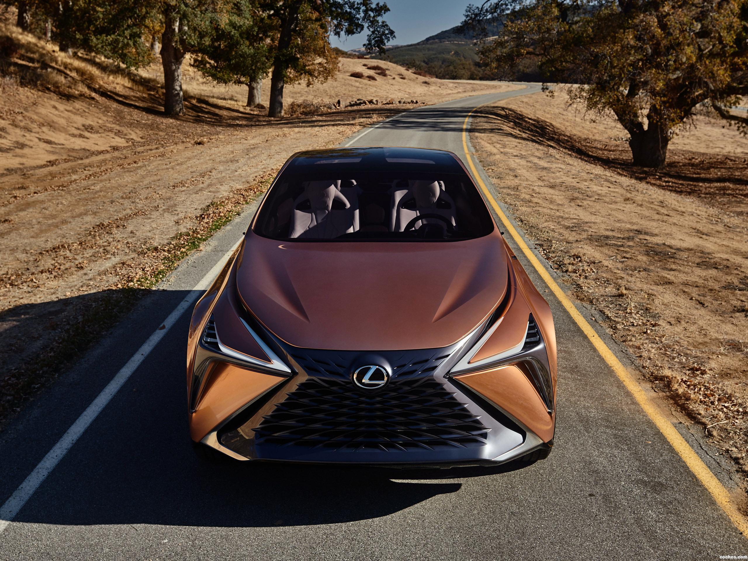 Foto 15 de Lexus LF-1 Limitless 2018
