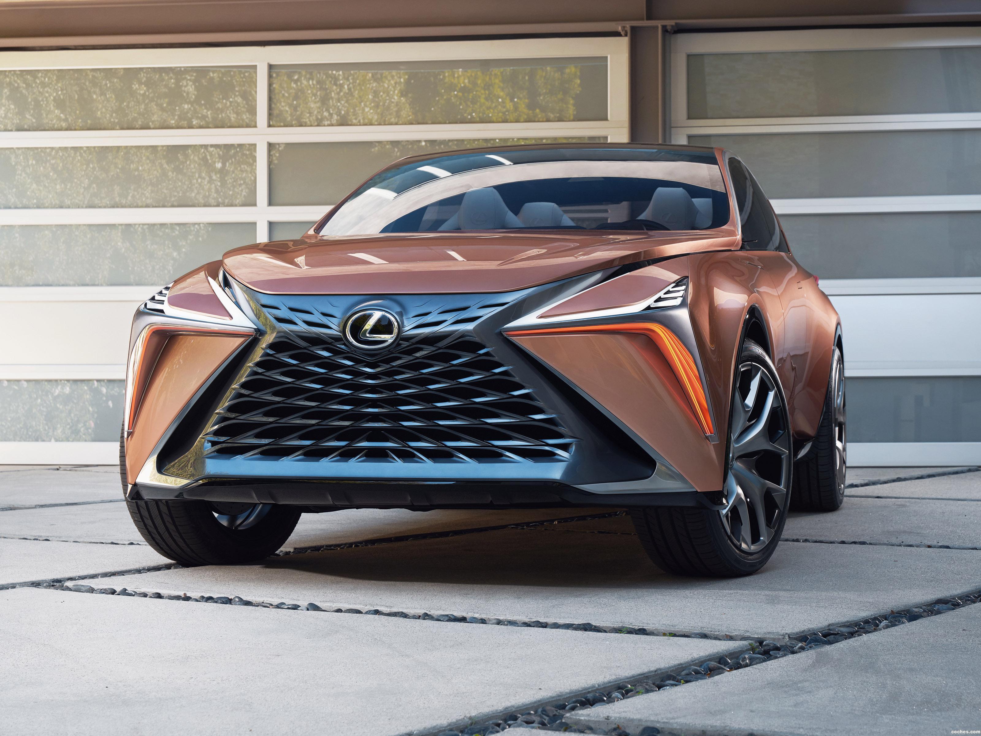 Foto 1 de Lexus LF-1 Limitless 2018