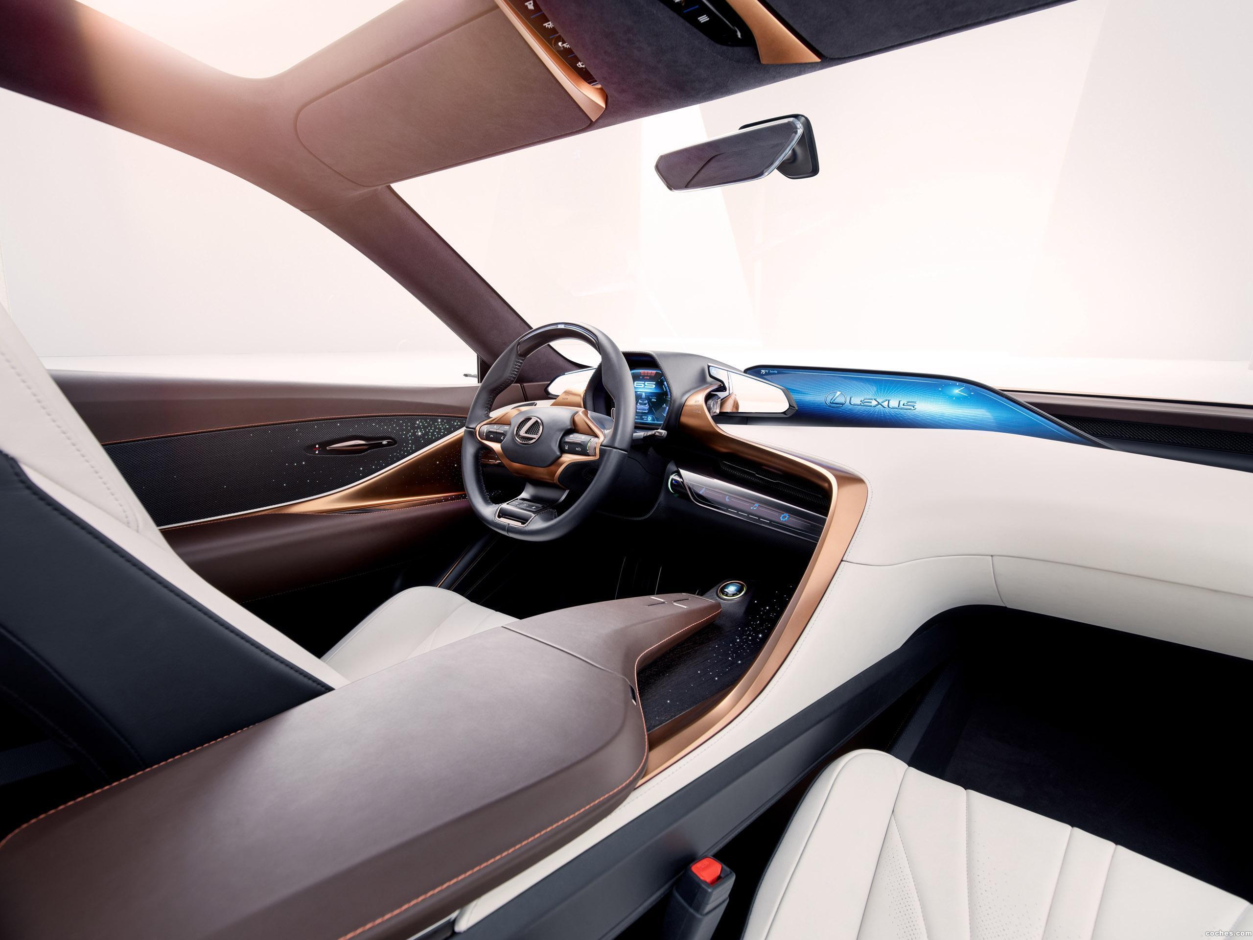 Foto 31 de Lexus LF-1 Limitless 2018