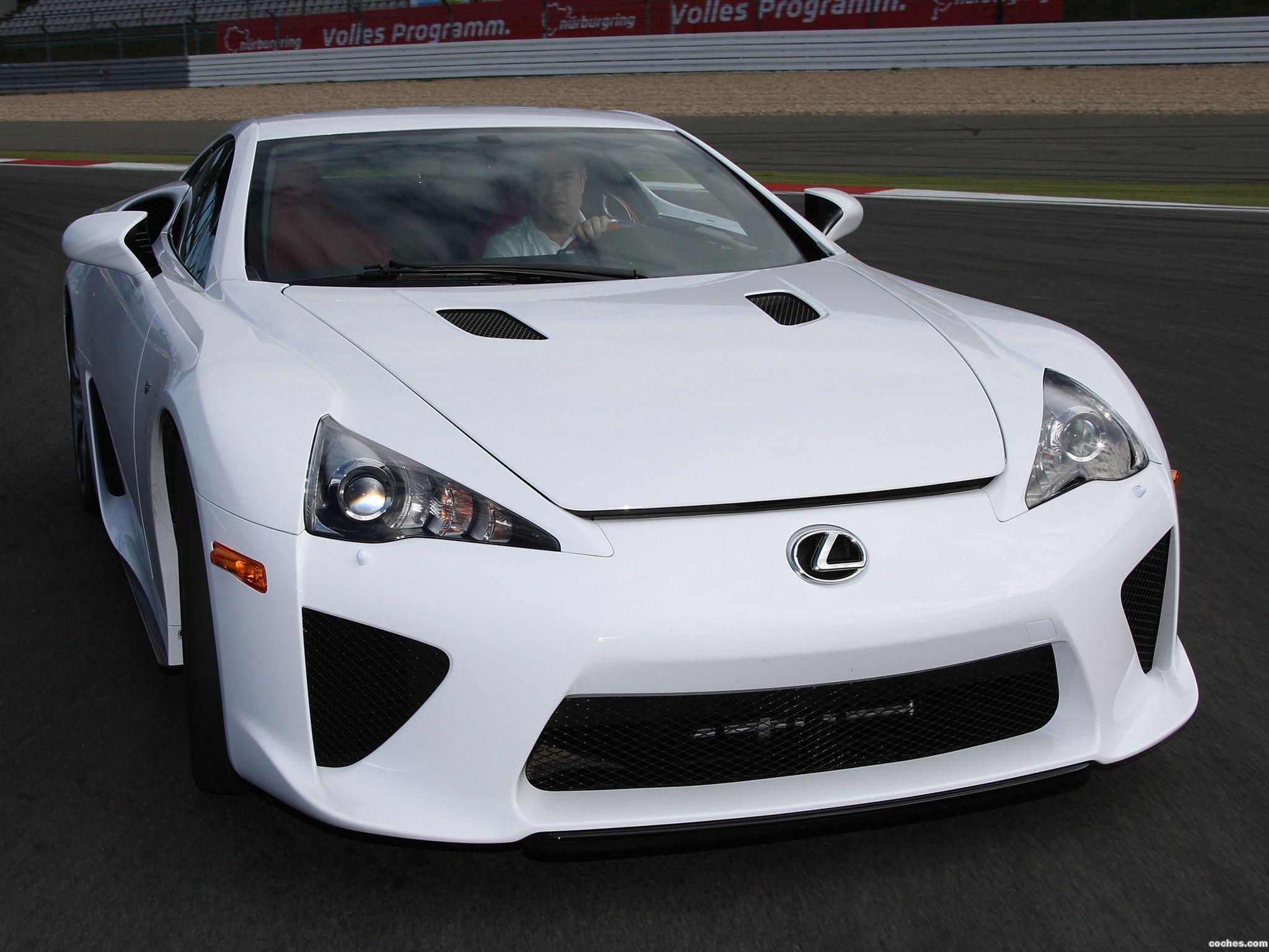Foto 0 de Lexus LFA 2010