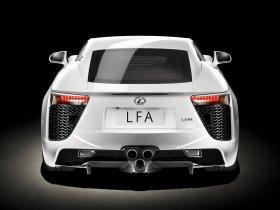 Ver foto 26 de Lexus LFA 2010