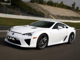 Ver foto 20 de Lexus LFA 2010