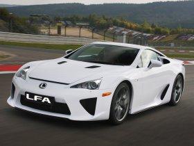 Ver foto 19 de Lexus LFA 2010