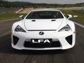 Ver foto 17 de Lexus LFA 2010