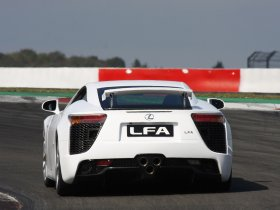 Ver foto 7 de Lexus LFA 2010