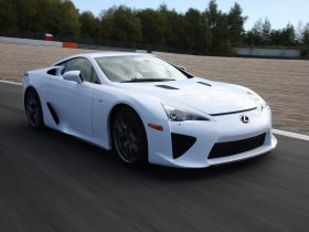 Ver foto 5 de Lexus LFA 2010