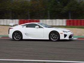Ver foto 4 de Lexus LFA 2010