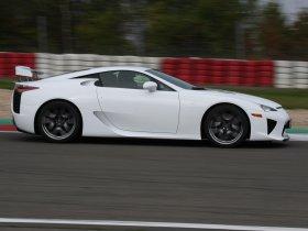 Ver foto 3 de Lexus LFA 2010