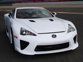 Fotos de Lexus LFA 2010