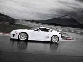 Ver foto 31 de Lexus LFA 2010