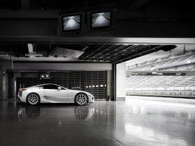 Ver foto 30 de Lexus LFA 2010