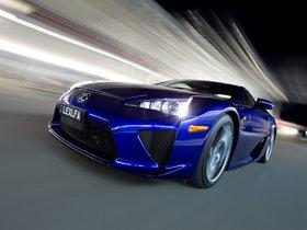 Ver foto 6 de Lexus LFA 2011