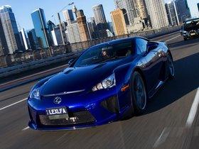 Ver foto 5 de Lexus LFA 2011