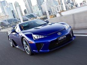 Ver foto 4 de Lexus LFA 2011