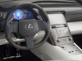 Ver foto 8 de Lexus LFA Concept 2005
