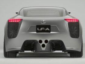 Ver foto 7 de Lexus LFA Concept 2005