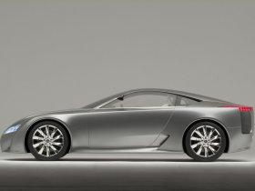 Ver foto 6 de Lexus LFA Concept 2005
