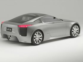 Ver foto 5 de Lexus LFA Concept 2005