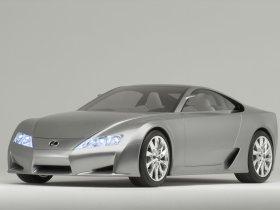 Ver foto 4 de Lexus LFA Concept 2005
