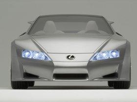 Ver foto 3 de Lexus LFA Concept 2005
