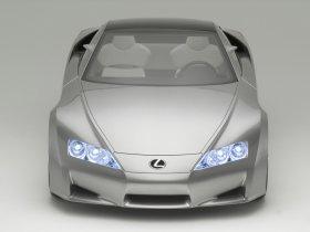 Ver foto 2 de Lexus LFA Concept 2005