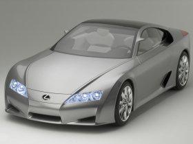Fotos de Lexus LFA Concept 2005