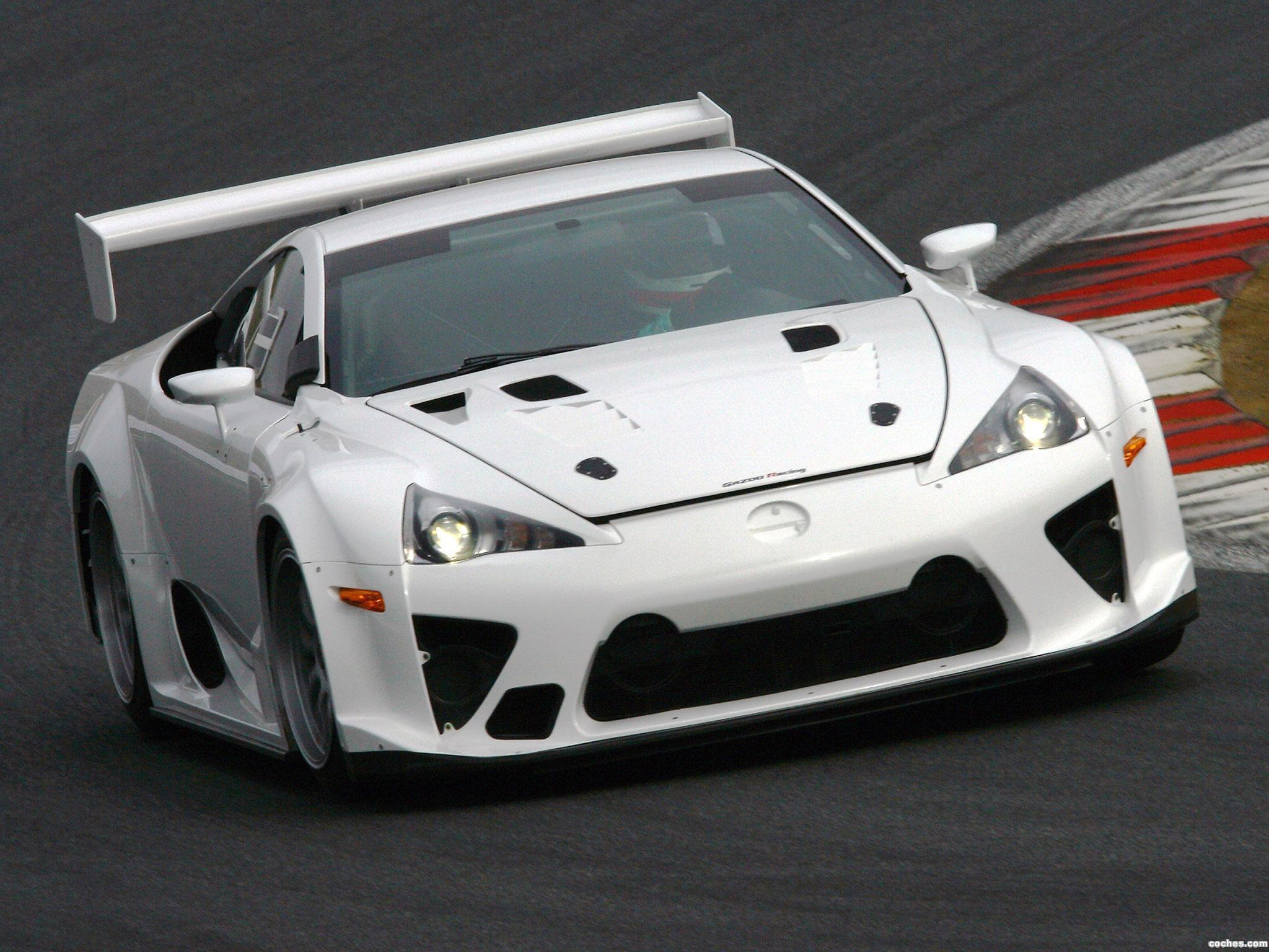 Foto 0 de Lexus LFA Gazoo Racing 2010