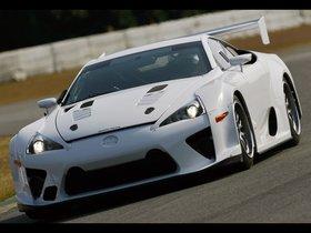 Ver foto 7 de Lexus LFA Gazoo Racing 2010