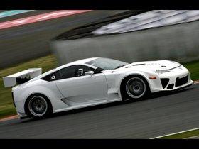 Ver foto 6 de Lexus LFA Gazoo Racing 2010