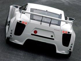 Ver foto 5 de Lexus LFA Gazoo Racing 2010