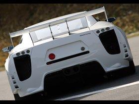 Ver foto 4 de Lexus LFA Gazoo Racing 2010