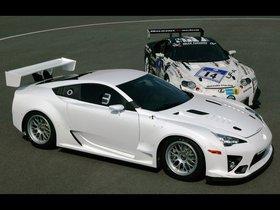 Ver foto 3 de Lexus LFA Gazoo Racing 2010
