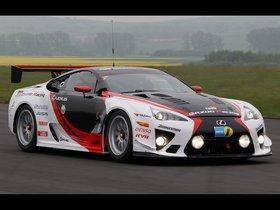 Ver foto 13 de Lexus LFA Gazoo Racing 2010