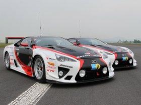 Ver foto 10 de Lexus LFA Gazoo Racing 2010