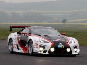 Fotos de Lexus LFA Gazoo Racing 2010