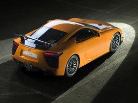 Ver foto 8 de Lexus LFA Nurburgring Package 2010