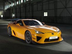 Ver foto 3 de Lexus LFA Nurburgring Package 2010