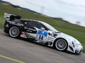Ver foto 4 de Lexus LFA Race Car 2009