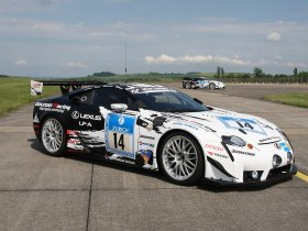 Fotos de Lexus LFA Race Car 2009