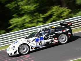 Ver foto 13 de Lexus LFA Race Car 2009