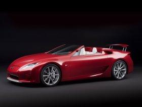Ver foto 5 de Lexus LFA Roadster Concept 2008