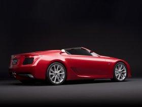 Ver foto 3 de Lexus LFA Roadster Concept 2008