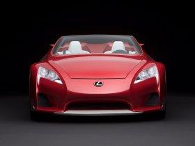 Ver foto 2 de Lexus LFA Roadster Concept 2008