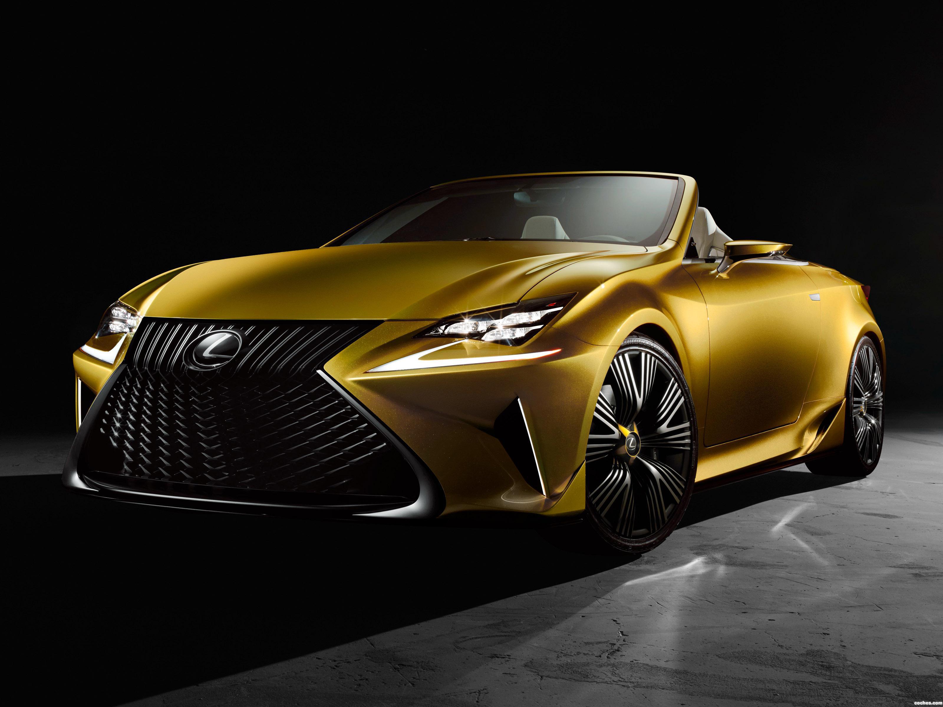Foto 0 de Lexus LF-C2 Concept 2014