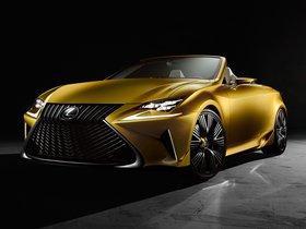 Ver foto 1 de Lexus LF-C2 Concept 2014