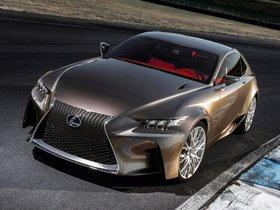 Ver foto 4 de Lexus LF-CC Concept 2012