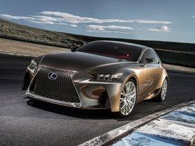 Ver foto 12 de Lexus LF-CC Concept 2012