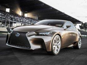 Ver foto 10 de Lexus LF-CC Concept 2012