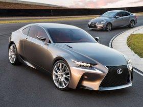 Ver foto 7 de Lexus LF-CC Concept 2012